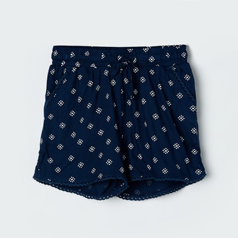 MAX Printed Elasticated Shorts