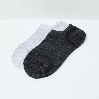 MAX Solid Socks- Set of 2