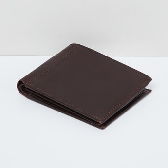 MAX Textured Wallet with Coin Pocket