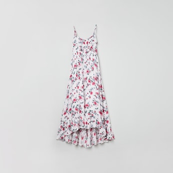 MAX Floral Sleeveless Dress
