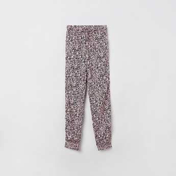 MAX Animal Print Elasticated Pants