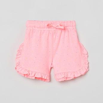 MAX Printed Knitted Shorts