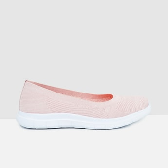 MAX Textured Slip-On Shoes