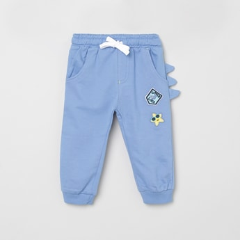 MAX Applique Detailed Joggers