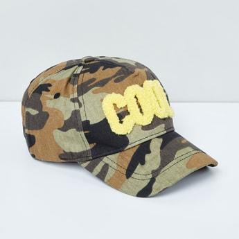 MAX Camouflage Print Cap