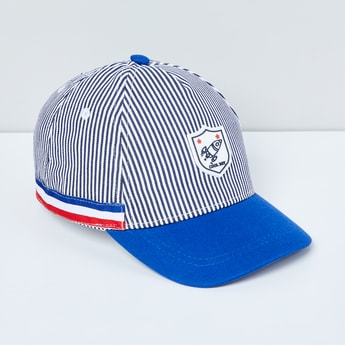 MAX Striped Cap