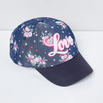 MAX Floral Print Cap