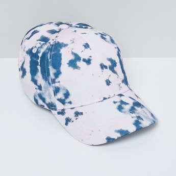 MAX Faded Print Cap with Adjustable Straps