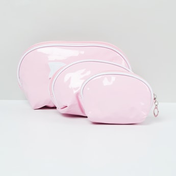 MAX Holographic Finished Pouches with Bow Accent