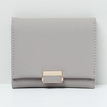 MAX Solid Tri-Fold Wallet