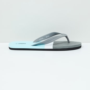 MAX Colourblocked Flip-Flops