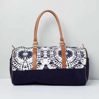 MAX Dyed Duffel Bag with Rolled Handles