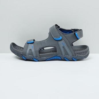 MAX Textured Sandals