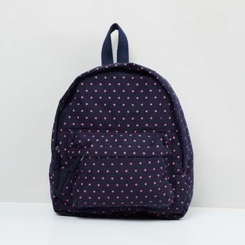 MAX Star Print Backpack