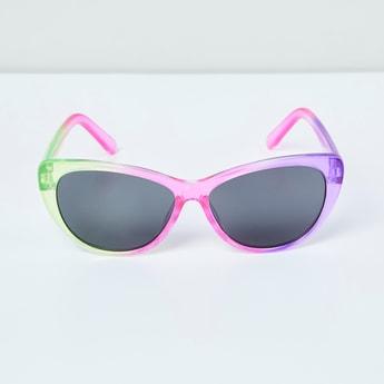 MAX Colourblock Cat-Eye Sunglasses