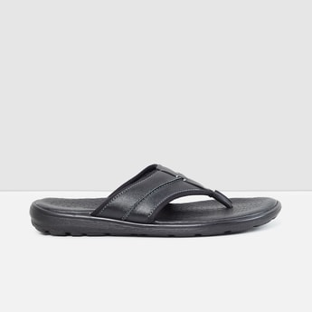 MAX Textured Slip-On Sandals
