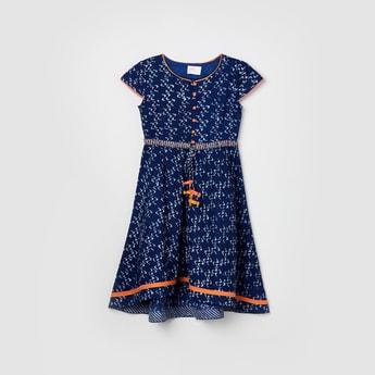 MAX Printed Ethnic Dress