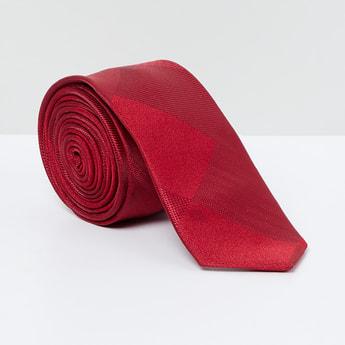 MAX Checked Tie