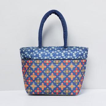 MAX Printed Handheld Bag