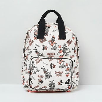 MAX Mickey & Friends Print Backpack