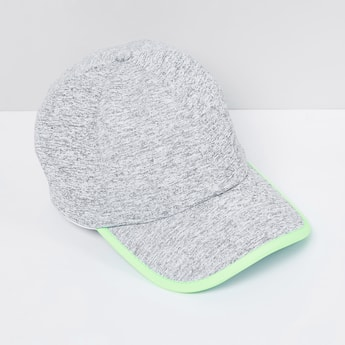 MAX Textured Cap with Adjustable Strap