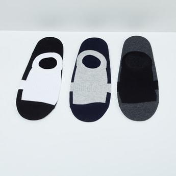 MAX Woven Design Socks- Pack of 3