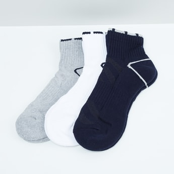 MAX Solid Socks - Pack of 3