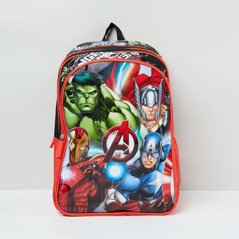 MAX Avengers Print Backpack