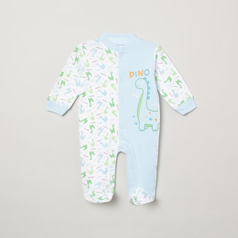 MAX Printed Full Sleeves Sleepsuit