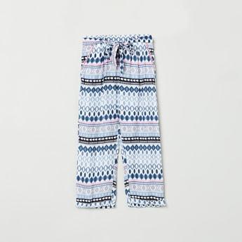 MAX Printed Elasticated Pants
