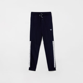 MAX Printed Elasticated Joggers