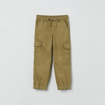 MAX Solid Full-Length Joggers