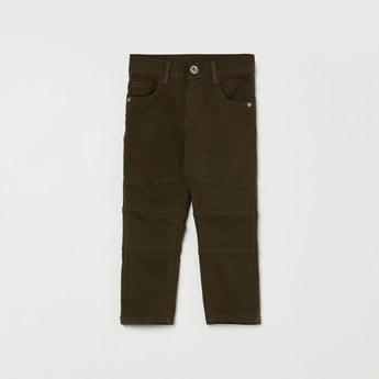 MAX Solid Full-Length Jeans