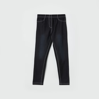 MAX Dark Washed Jeggings