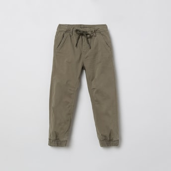MAX Solid Woven Joggers