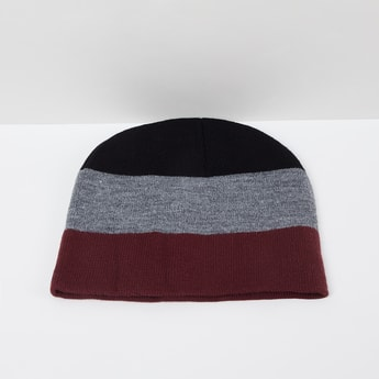 MAX Colourblocked Beanie