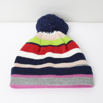 MAX Striped Beanie
