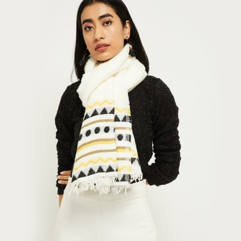 MAX Geometric Patterned Muffler