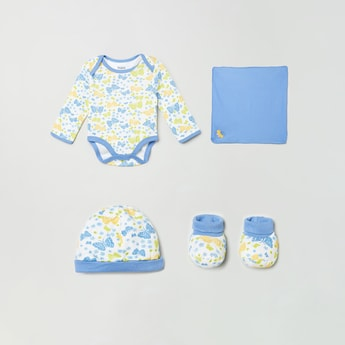MAX Printed Gift Set - Set of 4