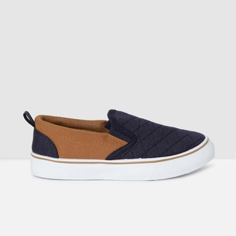 MAX Colourblocked Canvas Shoes