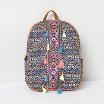MAX Embroidered Backpack