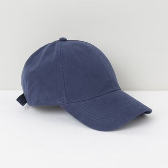 MAX Solid Cap with Adjustable Strap