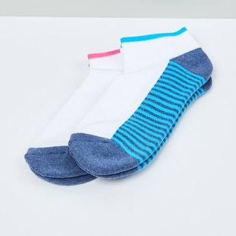 MAX Striped Socks- Pack of 2