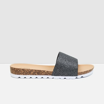 MAX Glitter Textured Sliders