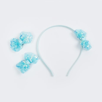 MAX Embellished Hair Accessories - Set of 3