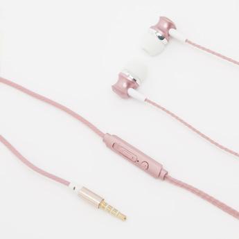 In-Ear Earphones with Mic