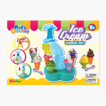 Ice-Cream Maker Dough Playset