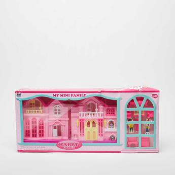 My Mini House Dollhouse Playset