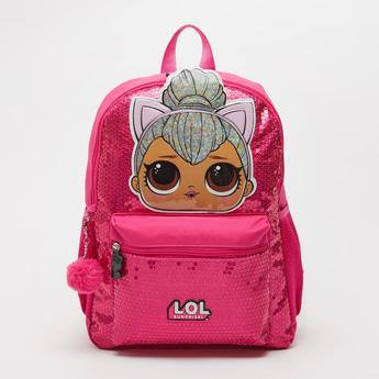 L.O.L. Surprise! Backpack with Adjustable Shoulder Straps - 16 Inches