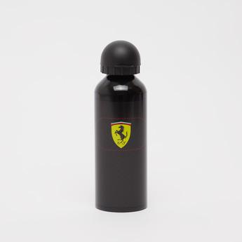 قارورة ماء بغطاء علوي وطبعات فيراري - 500 مل